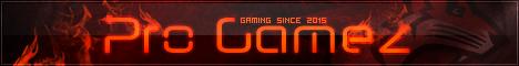 [Ger]Pro-GamezEU-PVPVE-4xExp-5xTame-2xLoot